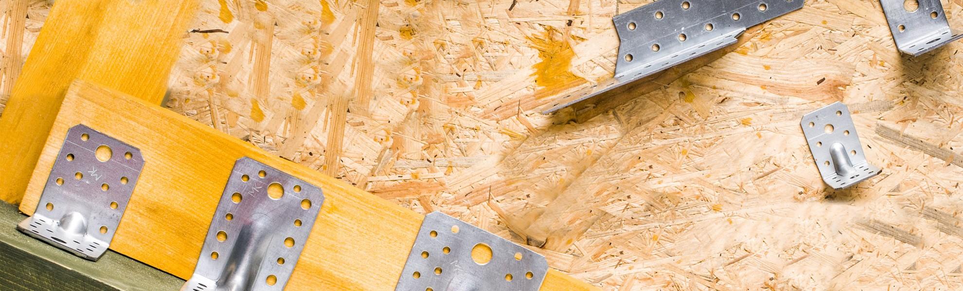 Profesjonalne łączniki do drewna